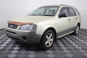 2007 Ford SY Territory Automatic 7 Seats