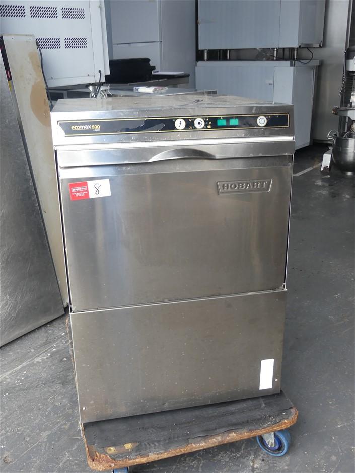 Hobart Economax 500 Stainless Steel Dishwasher