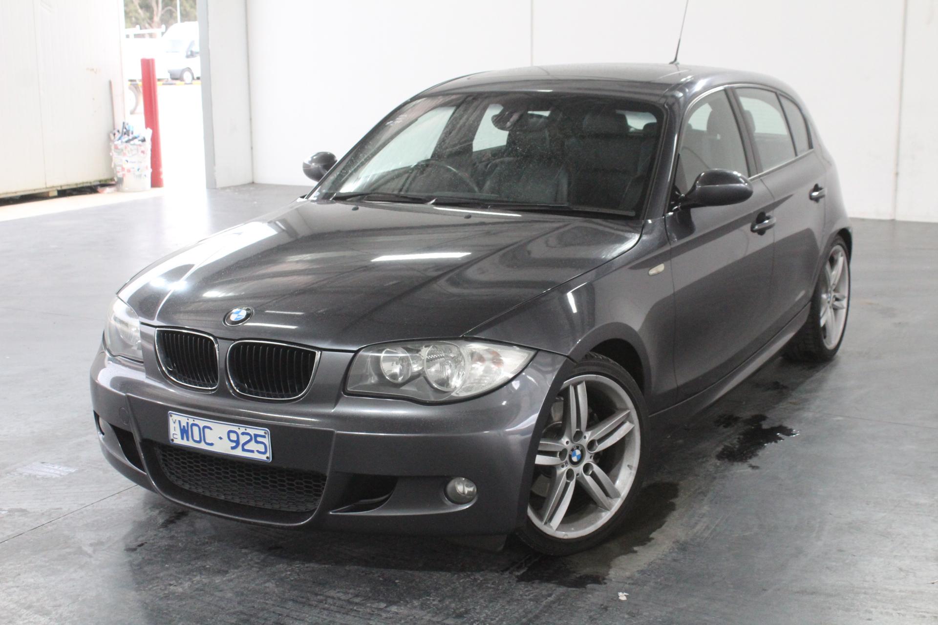2008 BMW 1 20i E87 Automatic Hatchback