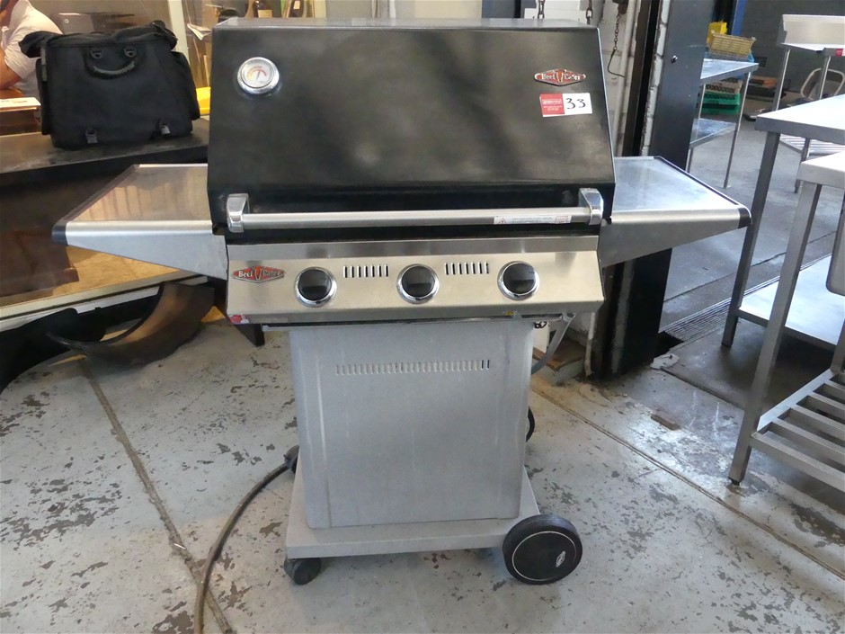 Beefeater 3 Burner Gas Barbeque
