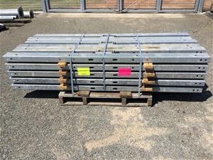 30 x Steel Posts 2.4m Vendor code: 13268