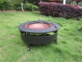 Indoor Outdoor Bio Ethanol Freestanding Heaters Fire Pits