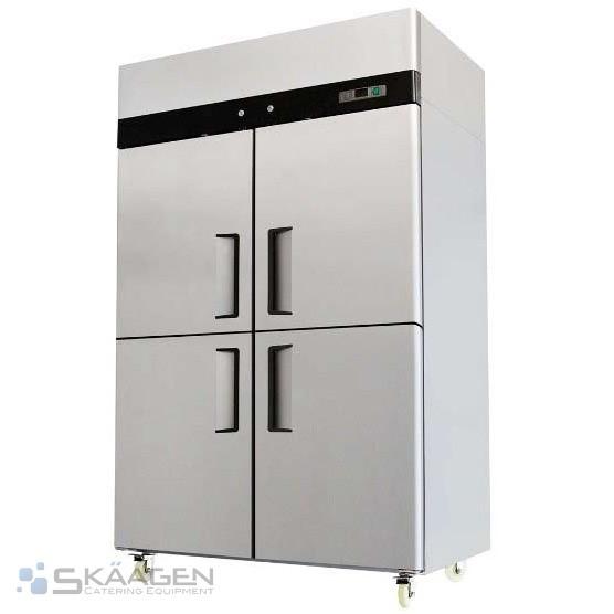 Unused YBCF04-SS 4 Door Fridge/Freezer Combo