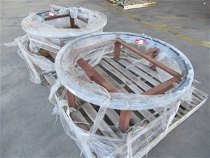Qty of 2 Safetch Palring Pallet Turntabl