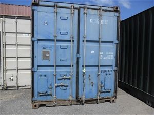 20ft High Top Sea Container