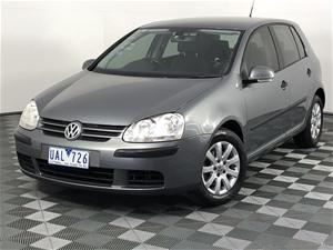 2005 Volkswagen Golf 2.0 FSI Comfortline