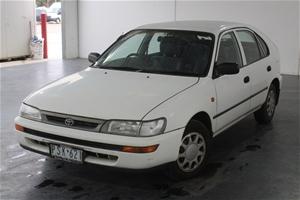 1999 Toyota Corolla CSI Seca AE101 Manua