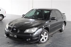 2005 Subaru Impreza 2.0R (AWD) G2 Manual