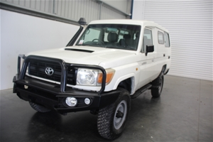 2008 Toyota Landcruiser Workmate VDJ78R