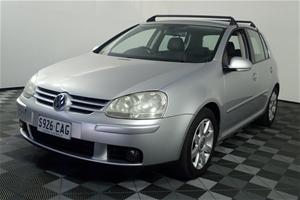 2006 Volkswagen Golf 2.0 TDi Sportline 1
