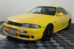 1995 Nissan Skyline R33 Automatic Coupe
