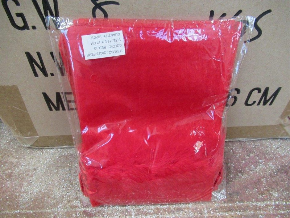 Gift Bags Red