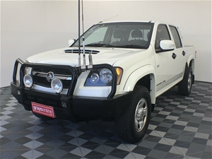 2011 Holden Colorado 4X4 LX 3.0 T/D RC T