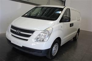 2011 Hyundai iLOAD TQ Turbo Diesel Manua