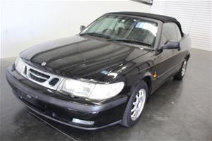 1999 (2000) Saab 9-3 S Automatic Convert