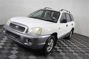 2001 Hyundai Santa Fe GL (4x4) Automatic