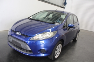 2012 Ford Fiesta CL WT Automatic Hatchba