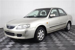2002 Mazda 323 Protege BJ Sedan 166,203k