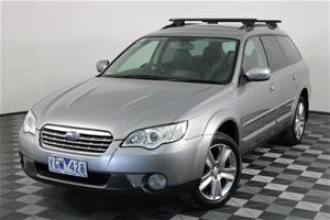 2007 Subaru Outback 2.5i B4A Automatic W