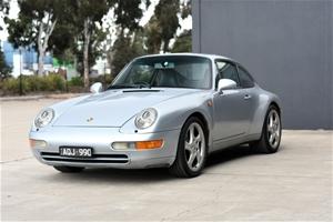 1995 Porsche 911 CARRERA 993 Automatic C