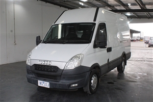 2013 Iveco 35S15 Diesel Automatic