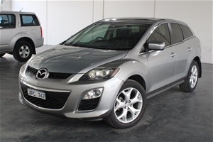 2010 Mazda CX-7 Luxury Sports (4x4) Auto