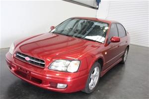 1999 Subaru Liberty RX B3 Automatic Seda