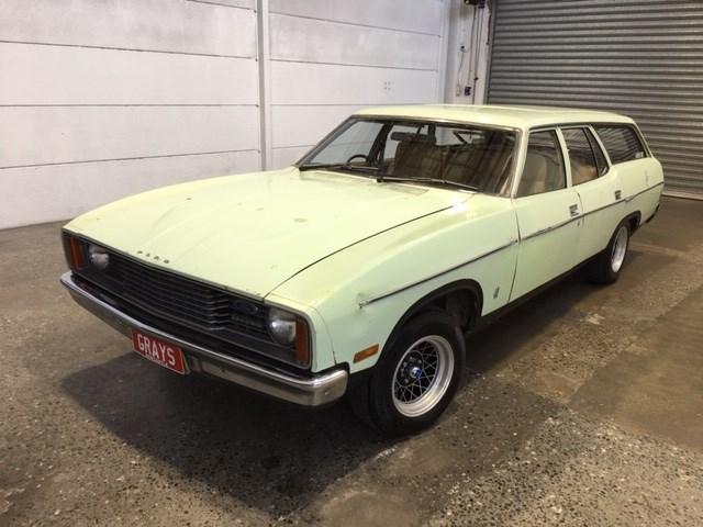 1977 Ford Falcon XC RWD Automatic Wagon