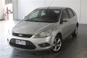 2010 Ford Focus LX LV Automatic Hatchbac