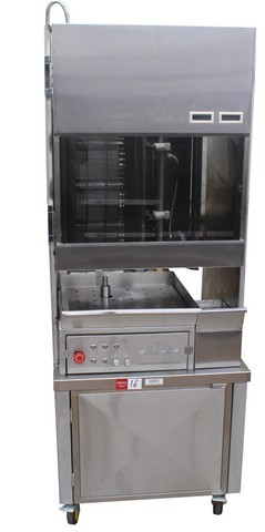 ALIBABA GAS 4 BURNER KEBAB MACHINE, QUALITY COMMERCIAL KITCHEN EQUI
