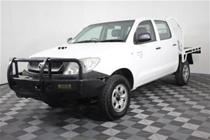 2010 (2011) Toyota Hilux SR (4x4) KUN26R