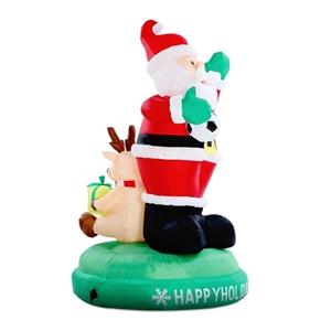 Jingle Jollys Christmas 1.8M Inflatables