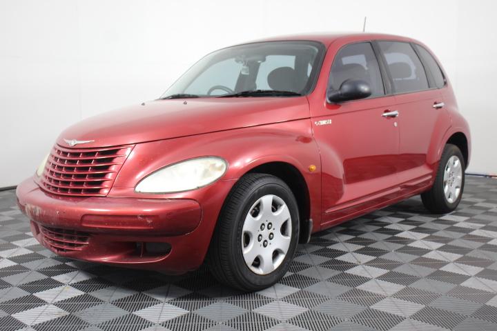 2004 Chrysler PT 2.4 Cruiser 133,191kms (Service History)