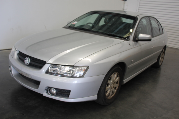 2005 Holden VZ Commodore 129,519kms (Service History)