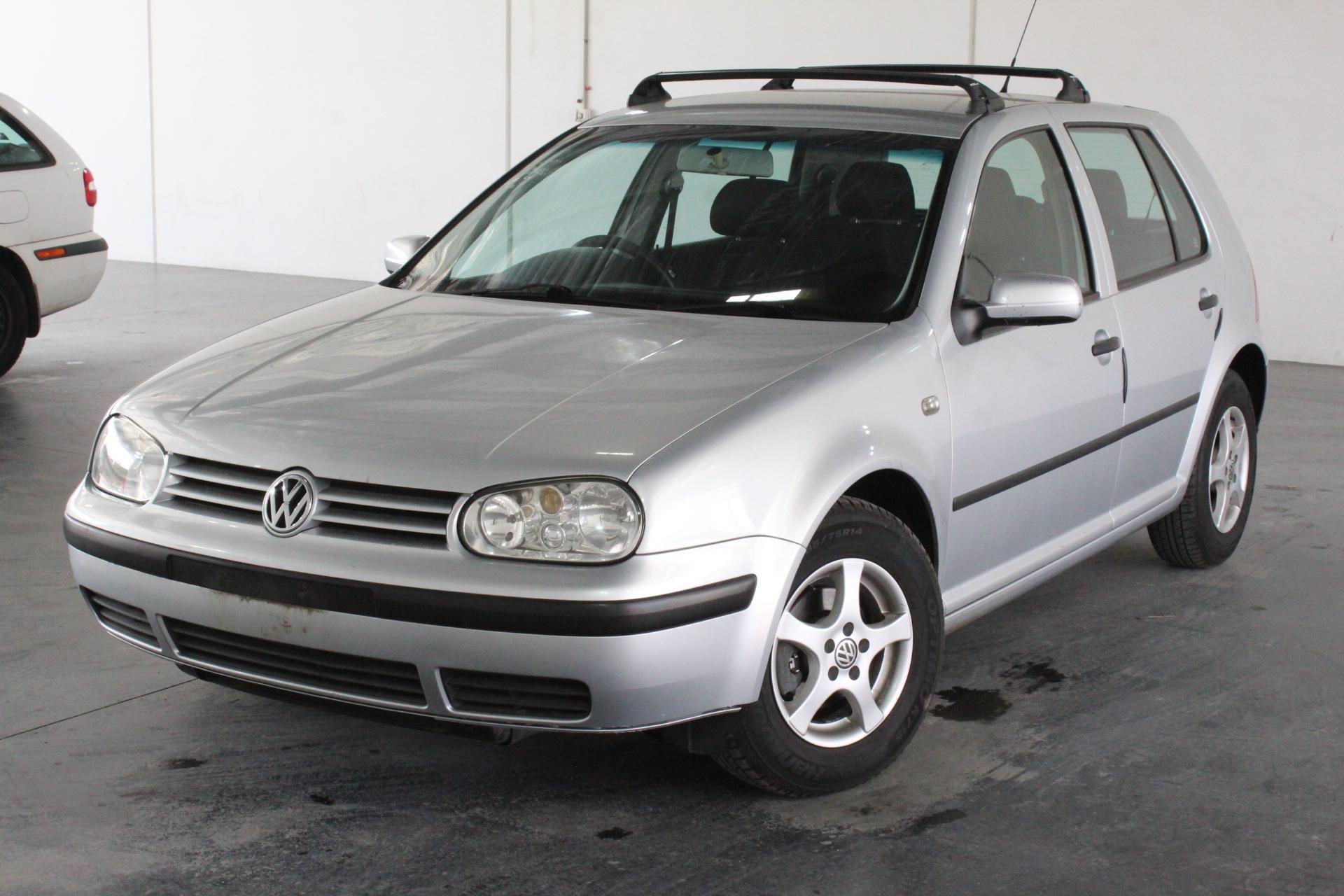 2000 Volkswagen Golf GL A4 Manual Hatchback
