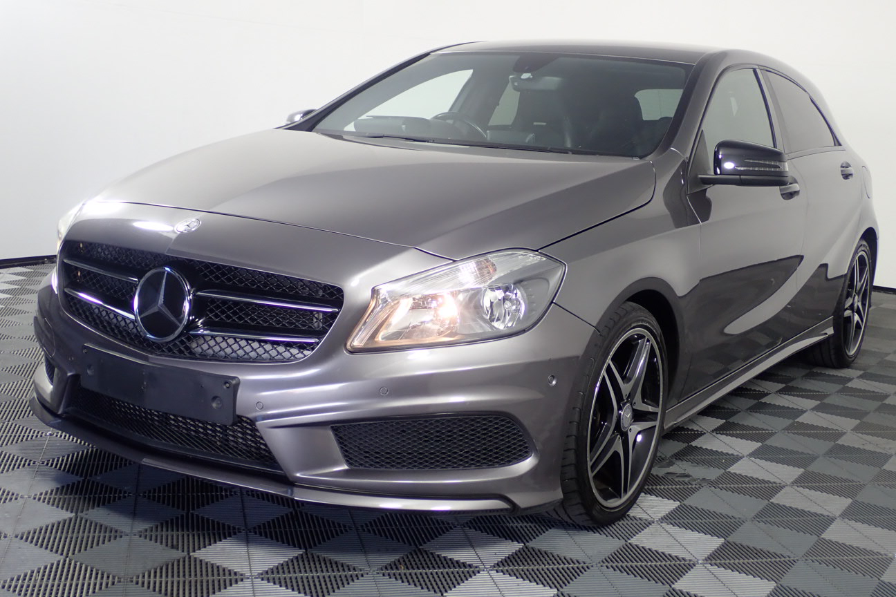 2013 Mercedes Benz A-Class A200 BE W176 AMG Pack Automatic Hatchback