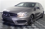 2013 Mercedes Benz A-Class A200 BE W176 AMG Pack Automatic