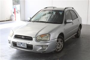 2004 Subaru Impreza GX (AWD) G2 Manual H