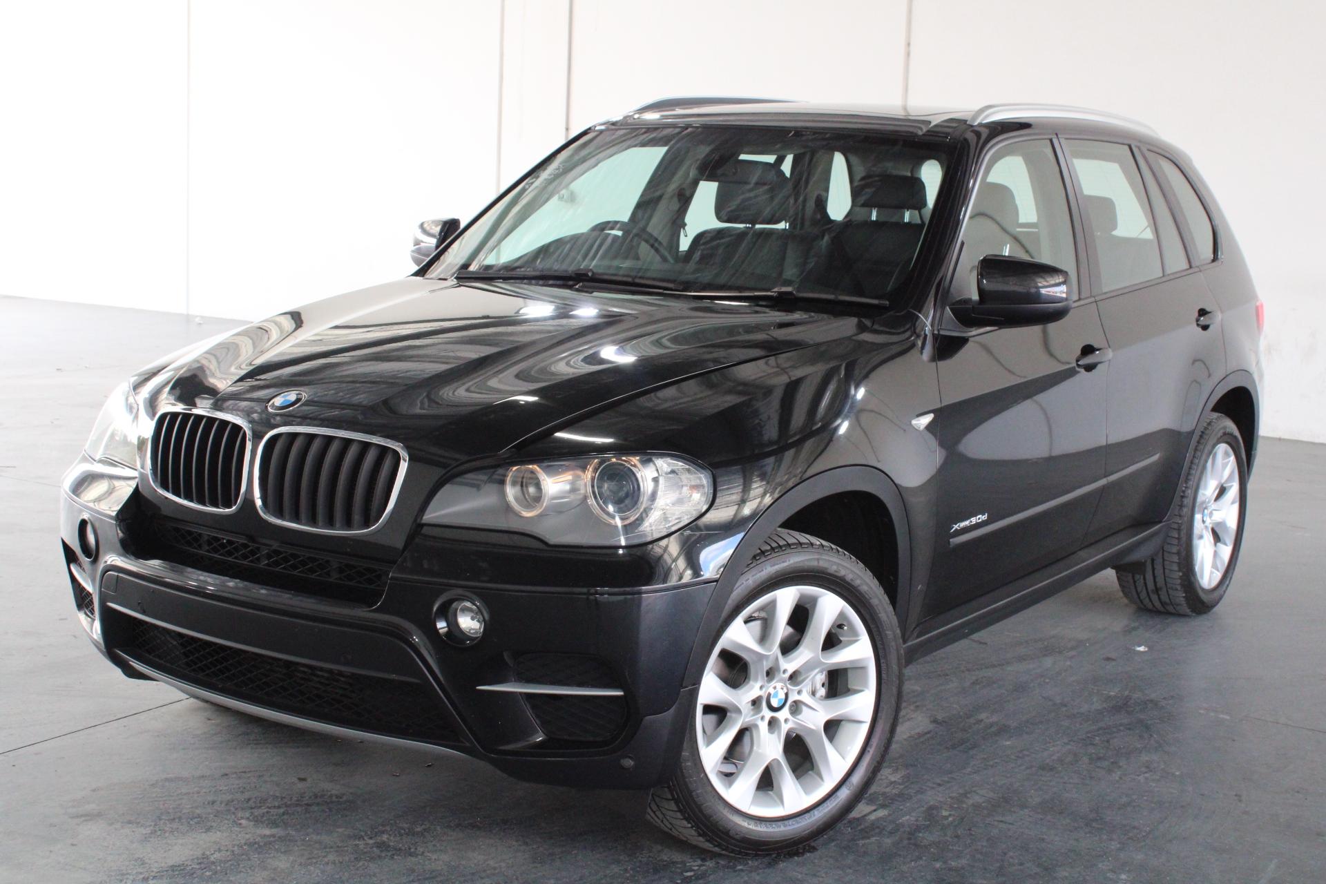 2013 BMW X5 xDrive 30d E70 LCI Turbo Diesel (RWC dated 09.10.2019)