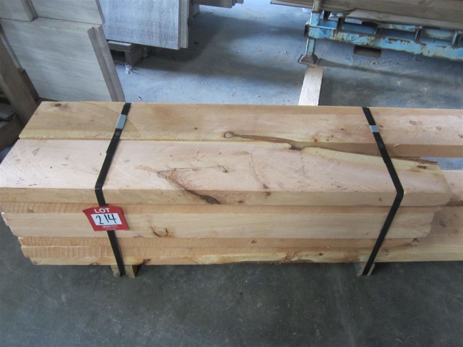 Pack Of 200mm x 50mm Cypress Sleepers