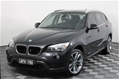 Unreserved 2014 BMW X1 xDrive 20d E84 LCI Turbo Diesel