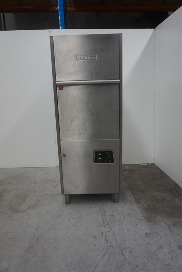 Hobart Stainless steel Commercial upright Pot Washer Frontload