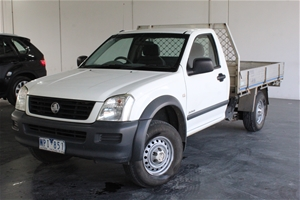 2003 Holden Rodeo LX RA Automatic Cab Ch