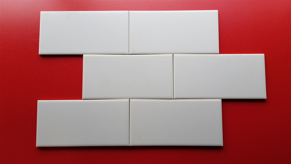 Johnson Shell Matt Wall Tile (3 Boxes = 3m2) RRP $100