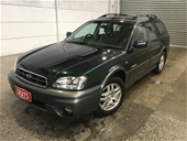 2002 Subaru Outback Limited B3A Automatic Wagon