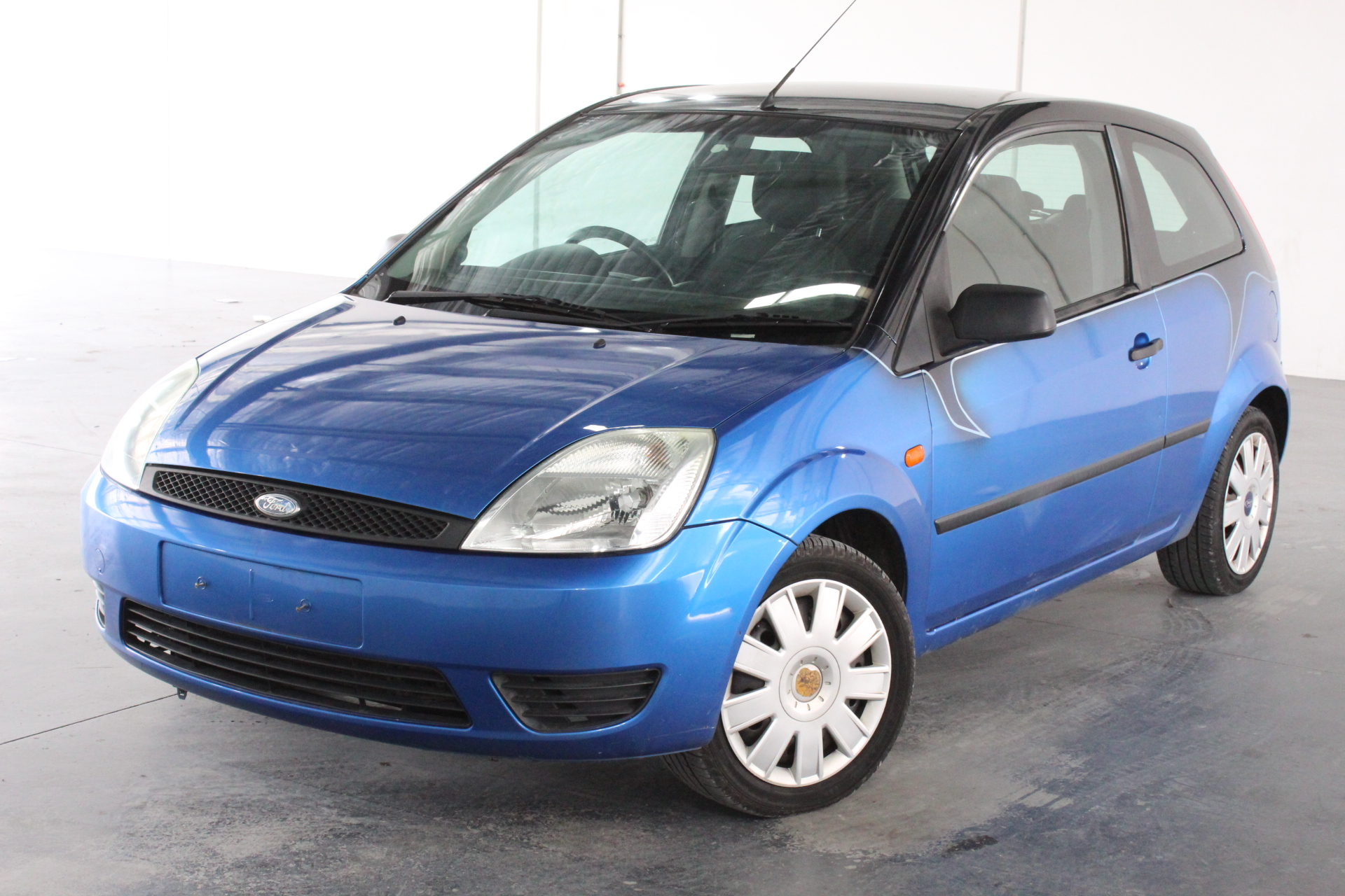 2005 Ford Fiesta LX WP Automatic Hatchback