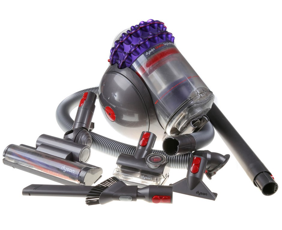DYSON BIG BALL Animal Vacuum Cleaner. N.B. Not in original packaging, missi