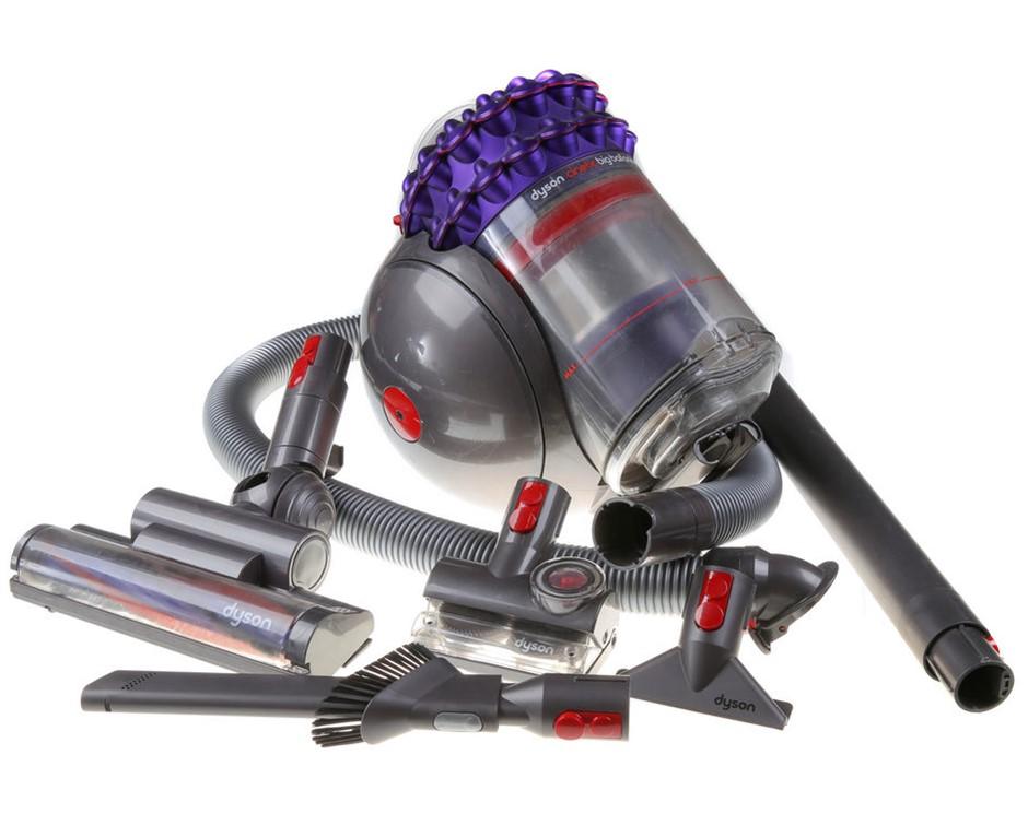 DYSON BIG BALL Animal Vacuum Cleaner. N.B. Not in original packaging, missi
