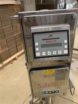 Safeline Tablet Counter/Metal Detector