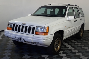 1998 Jeep Grand Cherokee Limited (4x4) Z